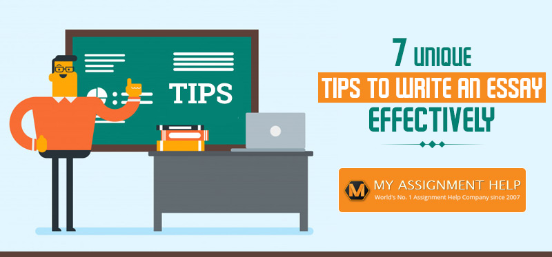 7 Unique Tips To Write An Essay Efficiently