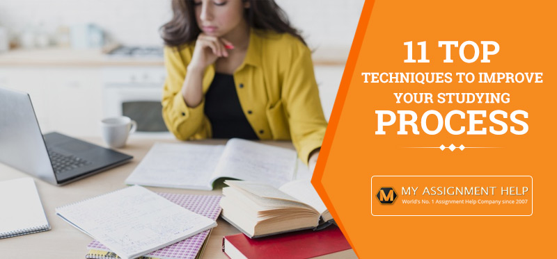 Techniques to Improve Your Studying Process
