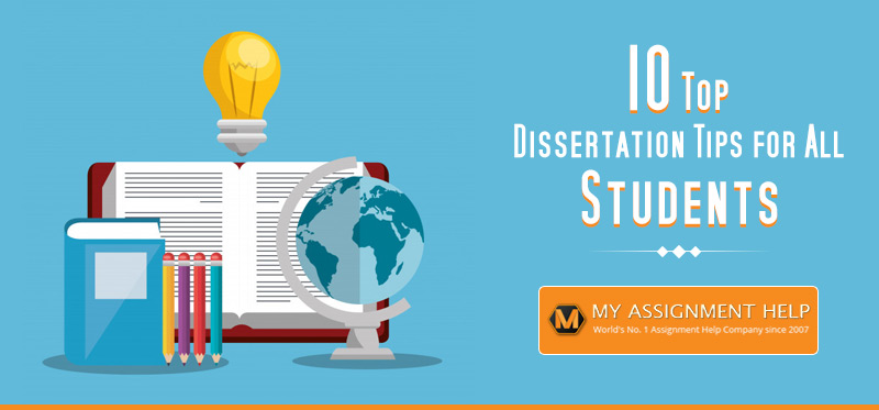10 Top Dissertation Tips