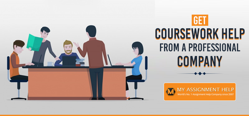 Get Coursework Help from a Professional Company