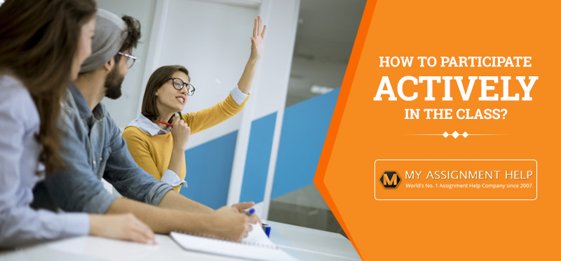 How to Participate Actively in the Class?