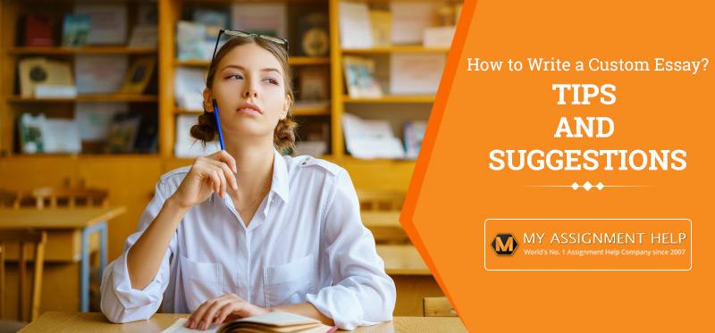 How to Write Custom Essay