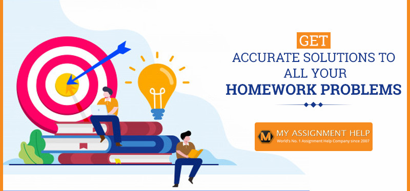 Get Accurate Solutions To All Your Homework Problems