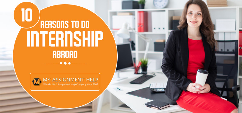 Top 10 Reasons Why You Should Intern Abroad