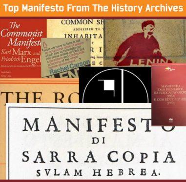 Manifesto History Archives