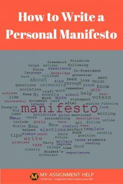 Manifesto Personal