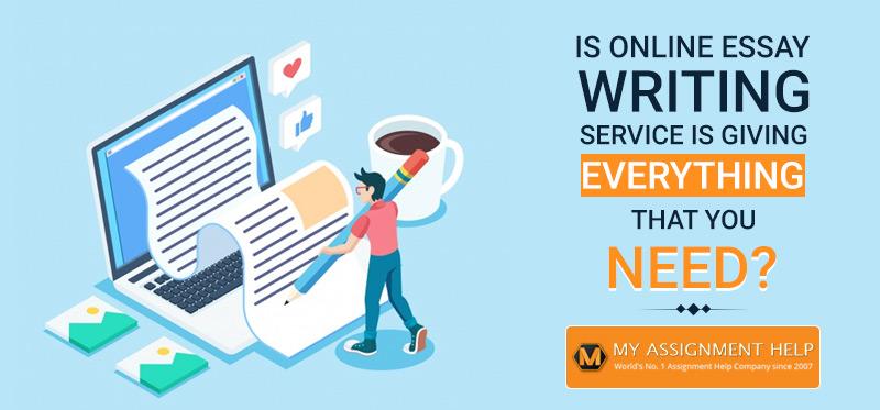 Online Essay Writing Service