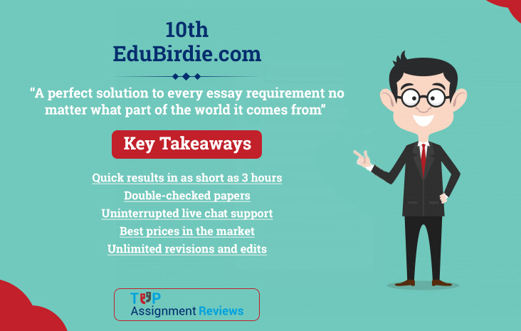 edubirdie review rating and feedback