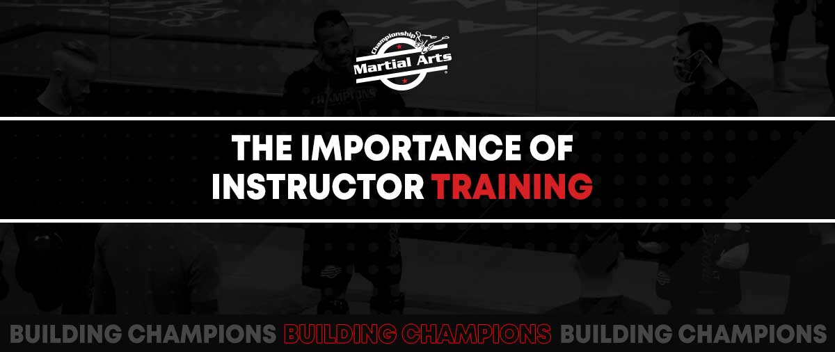 The Importance of Instructor Training