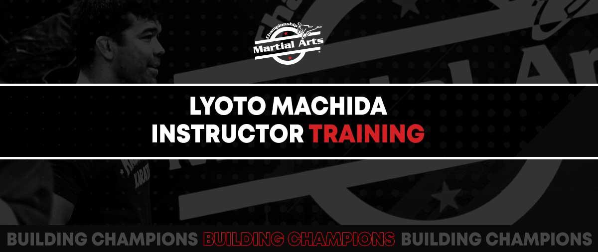 Lyoto Machida Instructor Training