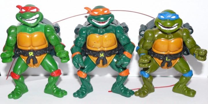 turtles ninjas toys
