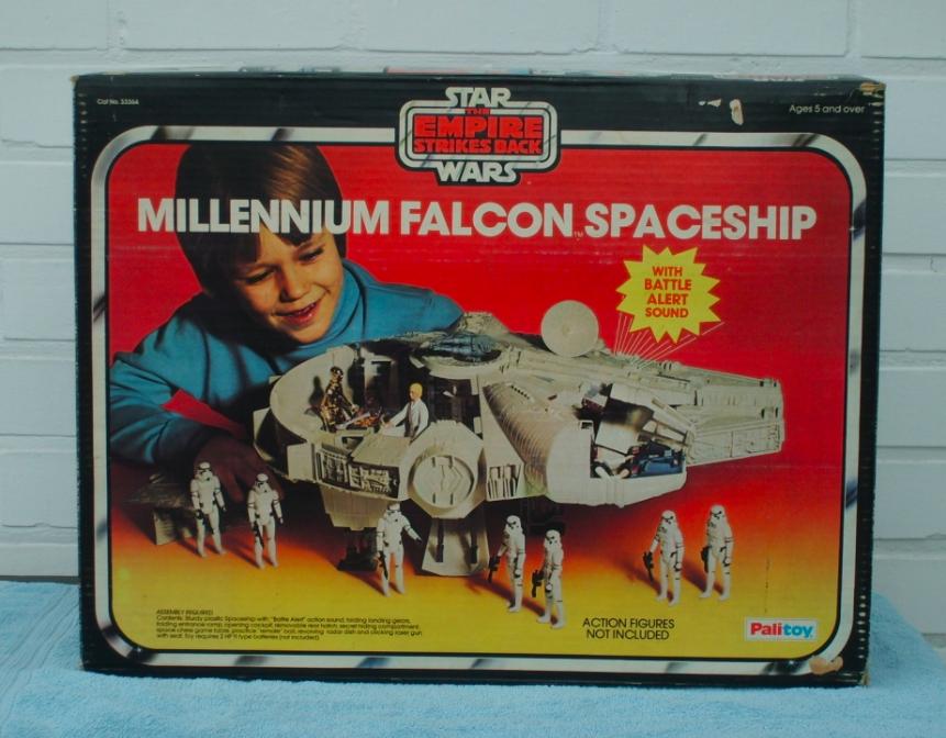 falcon toy