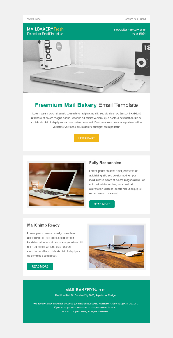 How to design a newsletter template tutorial 1 for How to create an email newsletter template