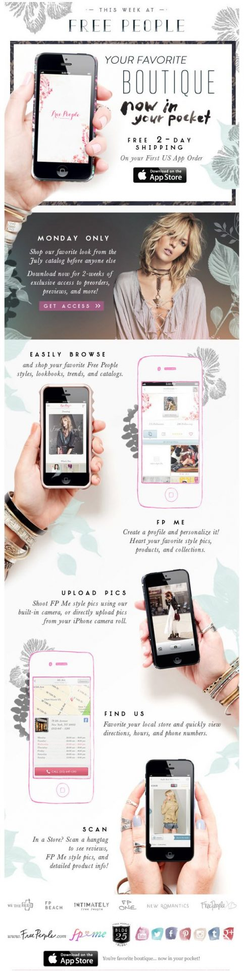 22 Excellent eCommerce Email Templates Examples to Inspire Your Next ...