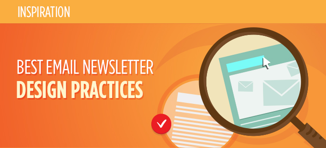Best Design Practices for Email Newsletters
