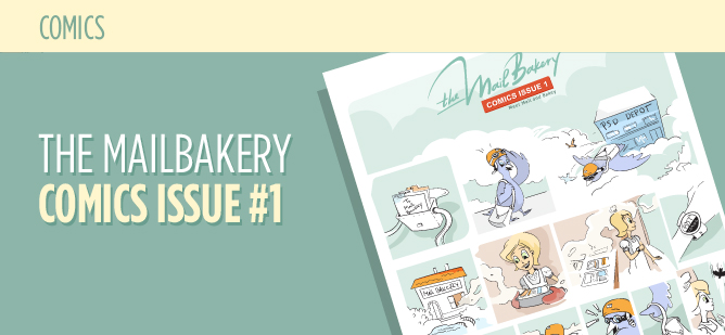 The MailBakery Comic - Issue 1