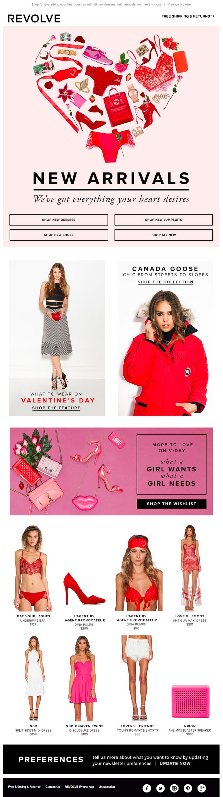 22 Charming Valentine S Day Email Templates Mailbakery