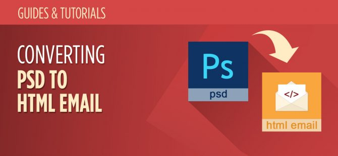 Converting PSD to HTML Email Header