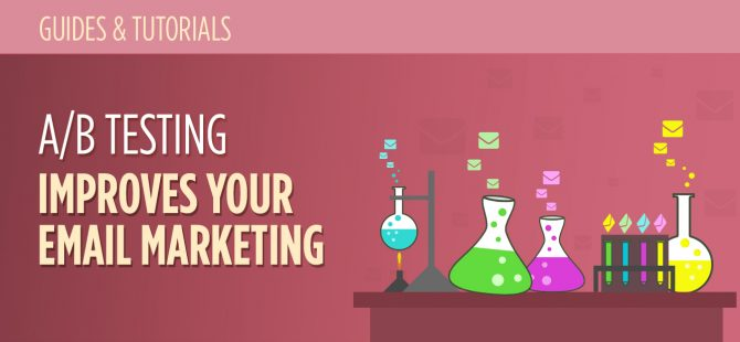 AB Testing Improves Your Email Marketing Header