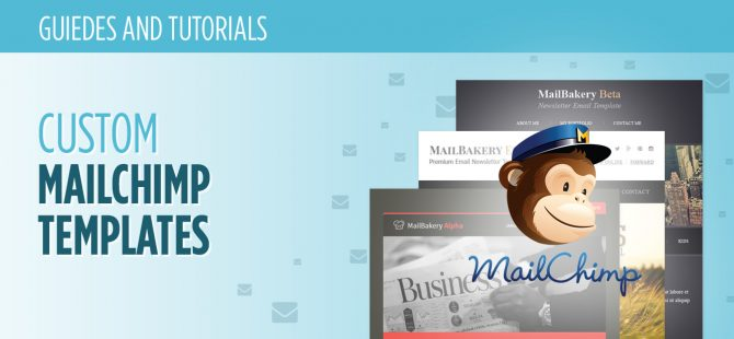 Custom MailChimp Templates What They Are And How They Work - Custom mailchimp templates free