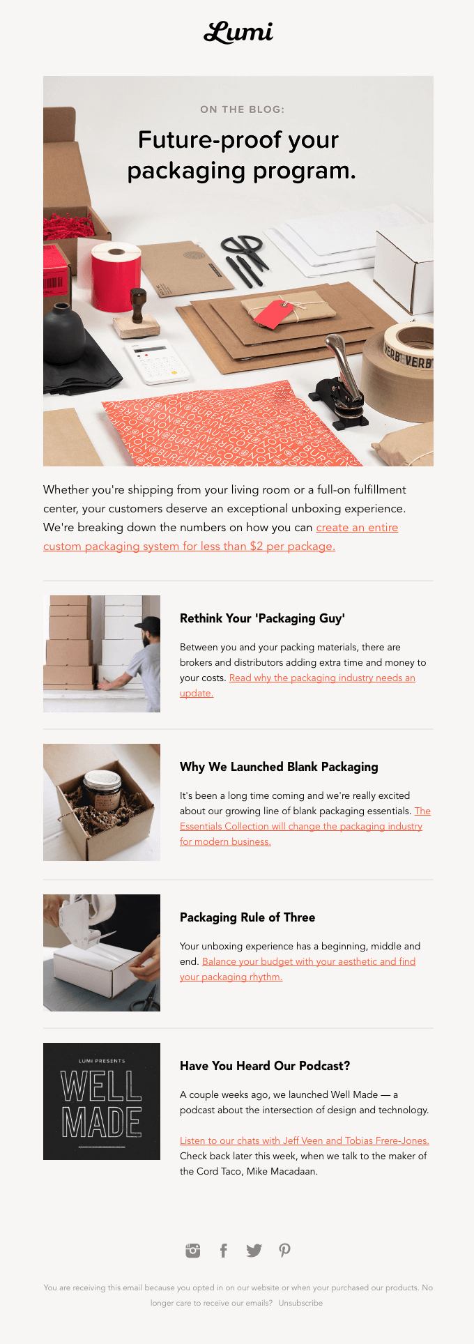 21 High-Performing B2B Email Marketing Examples to