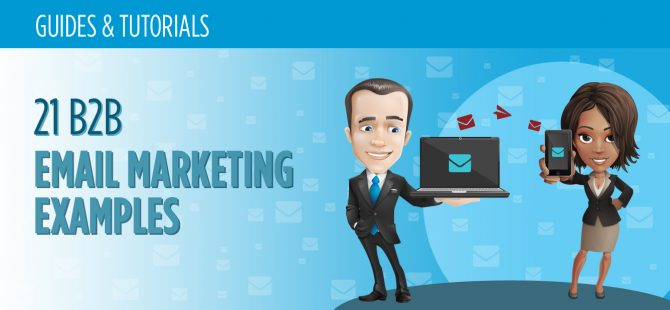 21-B2B Email Marketing Examples