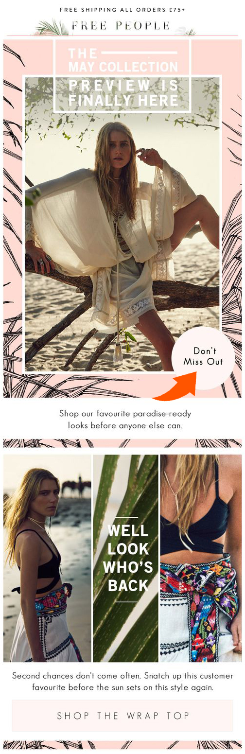 freepeople com email
