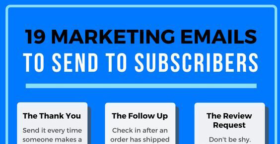 19 Types of Email to Send Your Subscribers Without Being Annoying