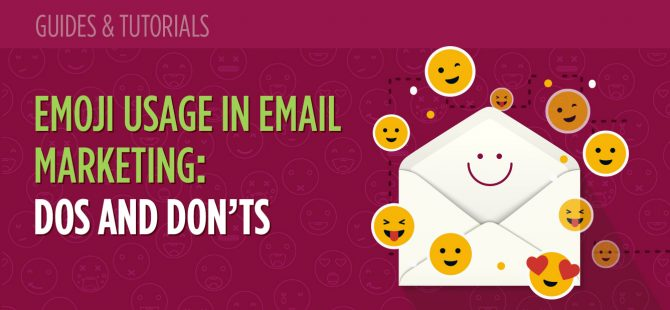 Emoji Usage in Email Marketing: Dos and Don'ts