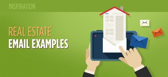 10 Well-Done Real Estate Email Newsletter Examples