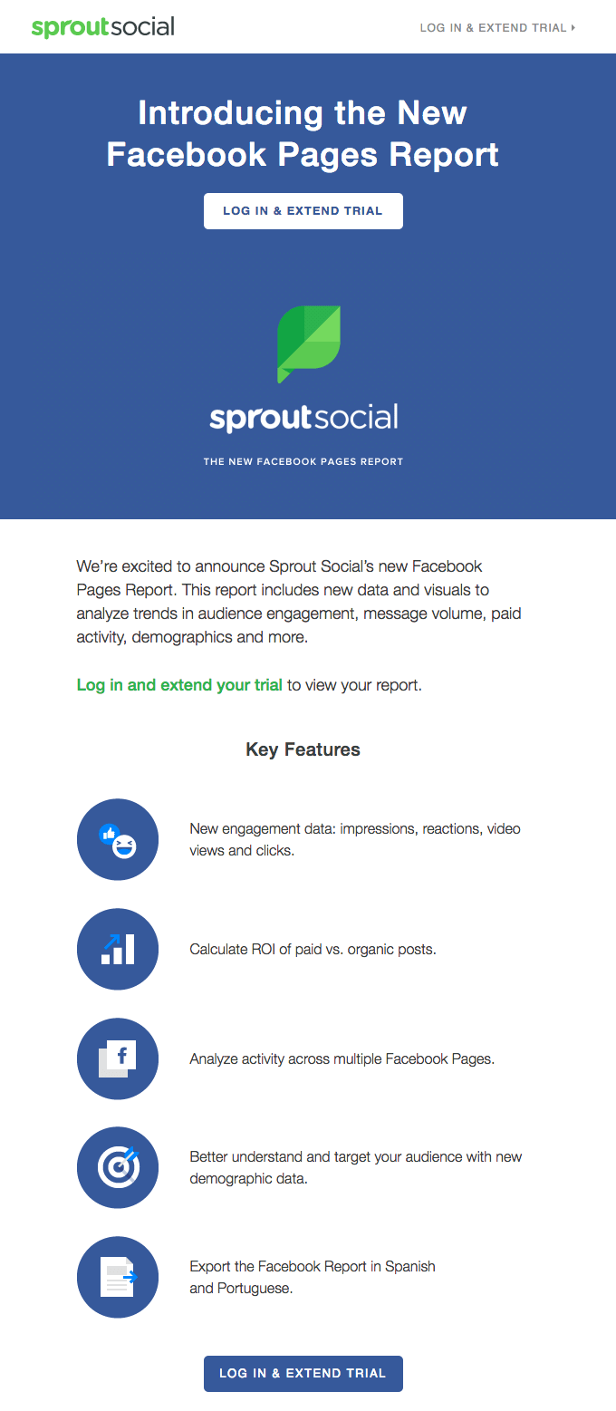 sprout social retention email