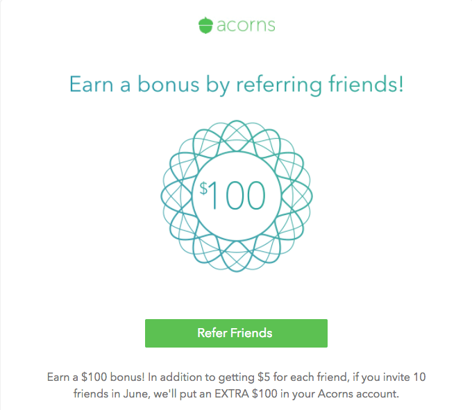 acorns retention email