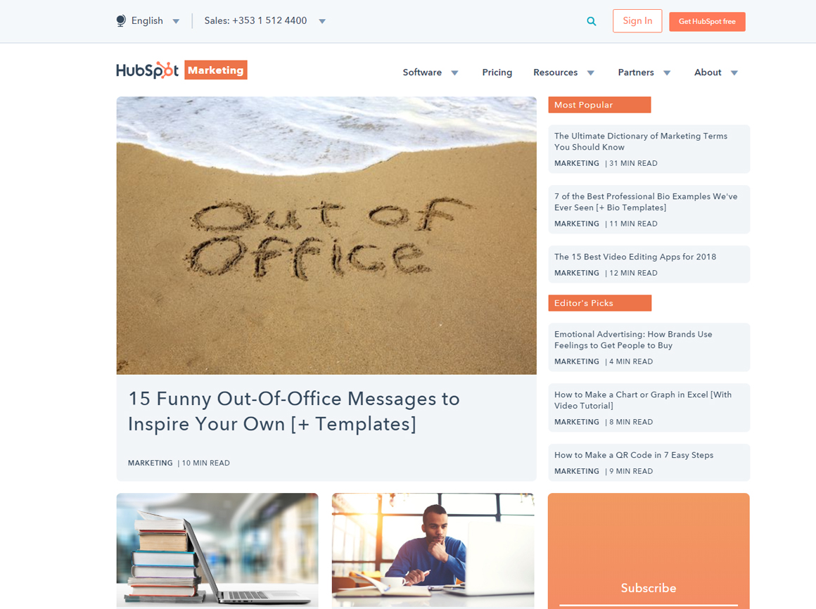 Top 30 Email Marketing Blogs You Should Definitely Follow