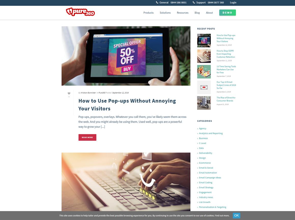 Pure360 Blog