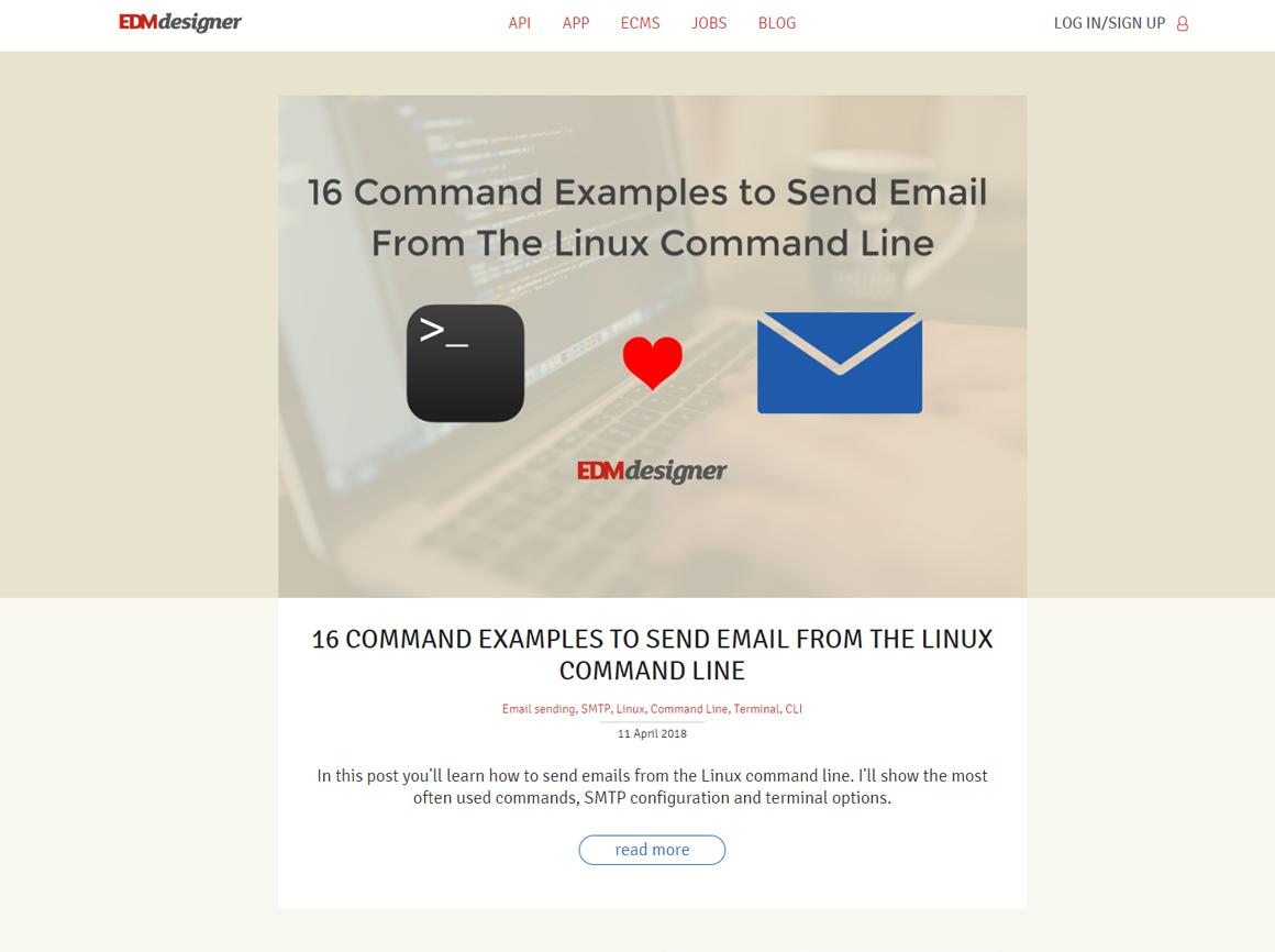 EDMdesigner Blog