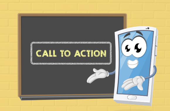It's all about your call to action