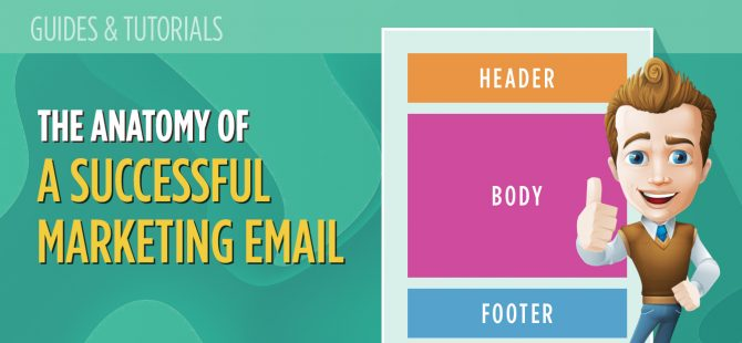 The Anatomy of a Successful Marketing Email