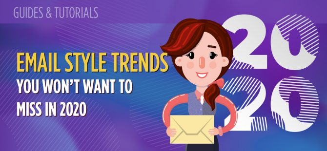 email style trends you won't want to miss in 2020
