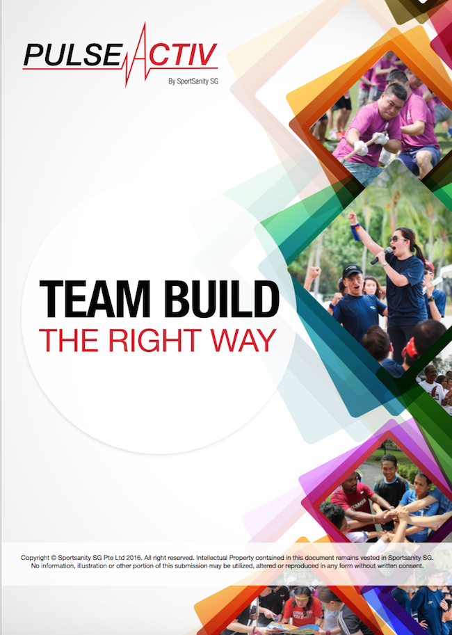 Corporate Team Building Singapore