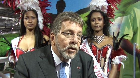 Stephen Cadiz - Minister Of Tourism, Trinidad & Tobago