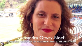 Hon Alexandra Otway-Noel talks about Grenada