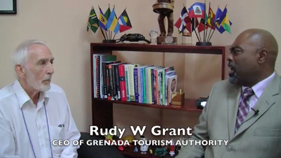 Rudy Grant CEO of Grenada Tourism talks Pure Grenada