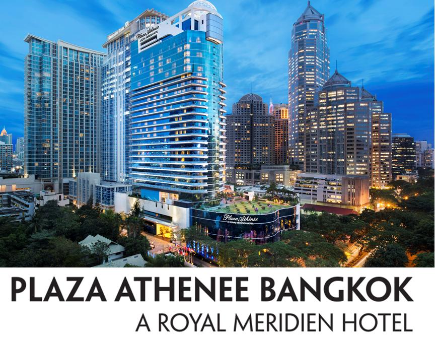 Plaza Athenee Bangkok-A Royal Meridien: Publishers Choise