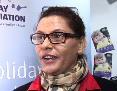 Interview with the Hon. Alexandra Otway-Noel at WTM 2014