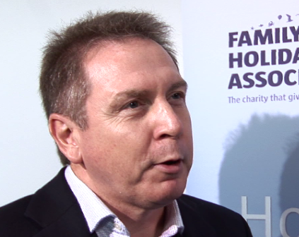Interview with Peter Walton at WTM 2014