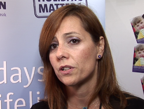 Interview with Isabel Juarez at WTM 2014