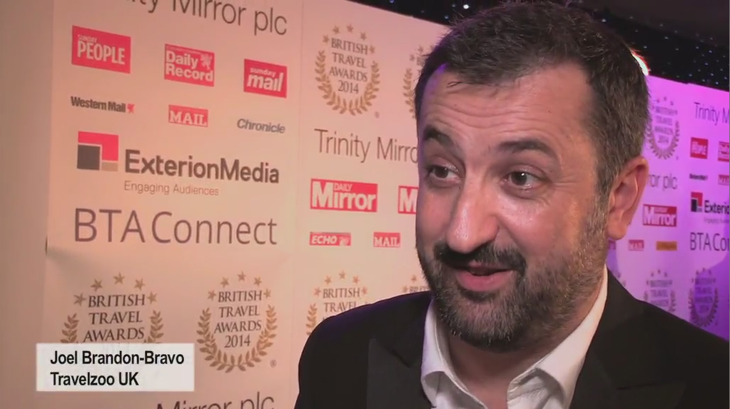 Interview with Joel Brandon-Brave from Travelzoo UK
