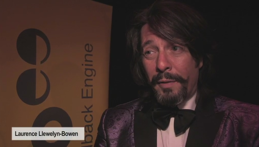 Interview with Laurence Llewelyn-Bowen