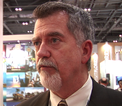Interview with Richard Oliver at WTM 2014