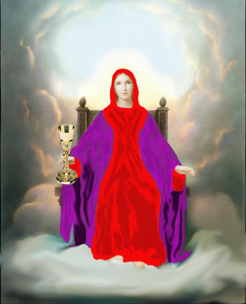 The Whore of Babylon - False Religion